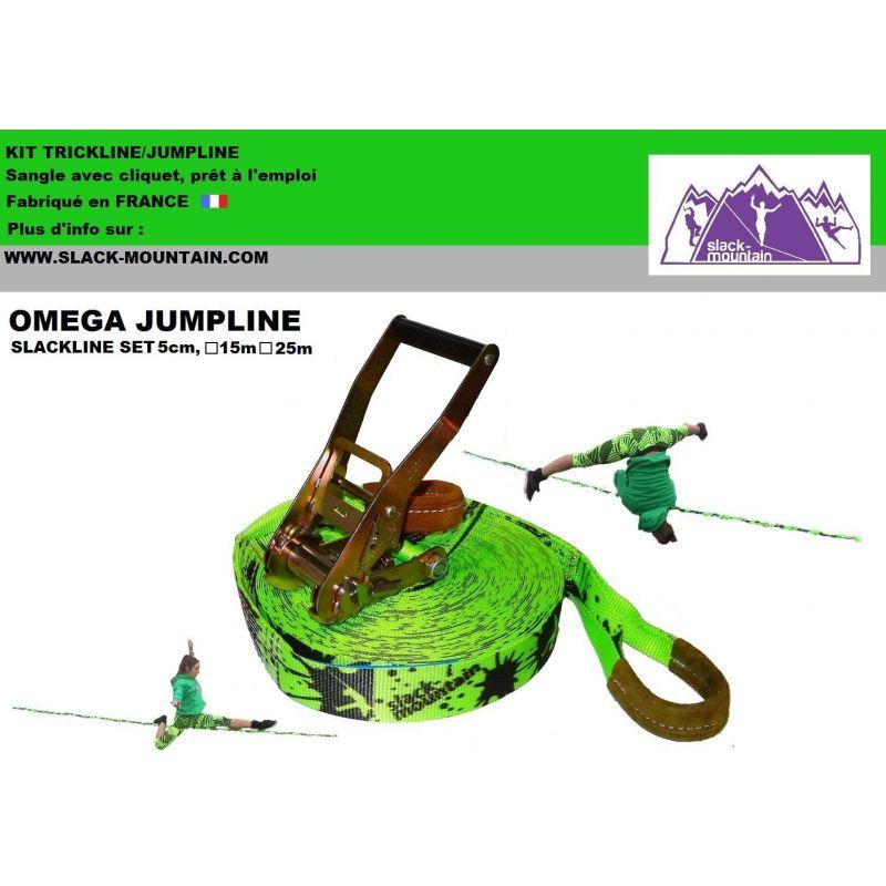 Kit Omega 15m ou 25m