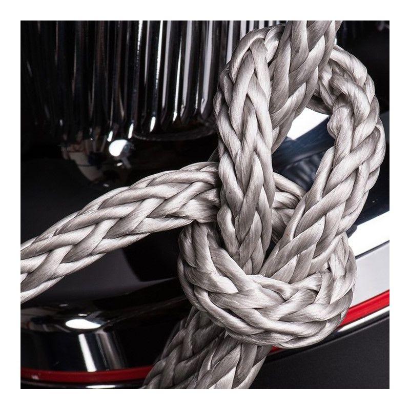 Dynalight 8 mm câble textile