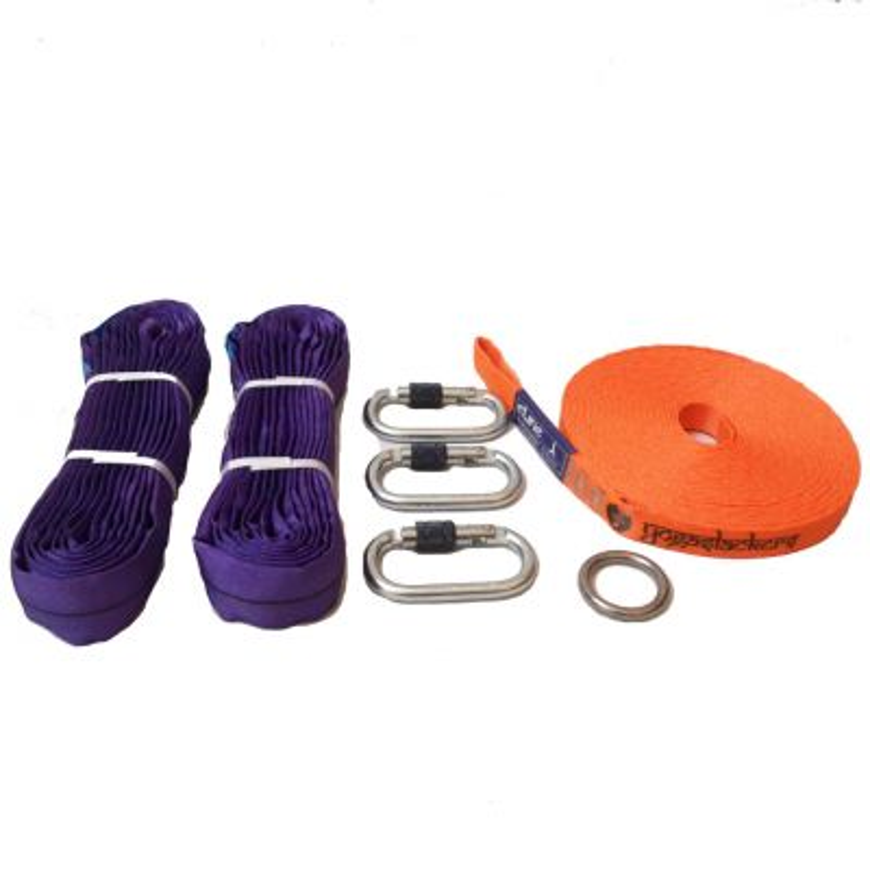 Kit 15 m Yoga Slackers