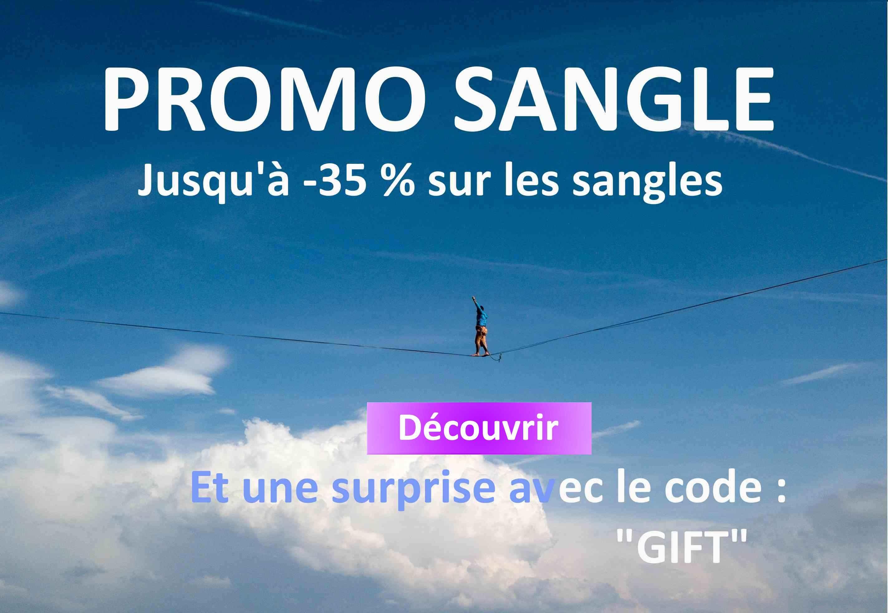 Promotion Slack Line